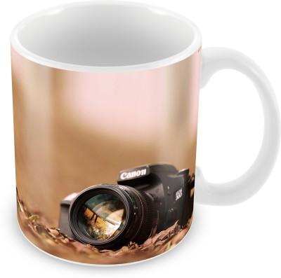 Prinzox Passionate Photographer Theme Ceramic Mug