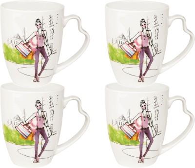 Kudos ANH 270 - FRENCH ROSE4 Ceramic Mug