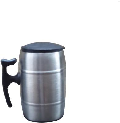 Dayinternational Silver Aluminium Mug