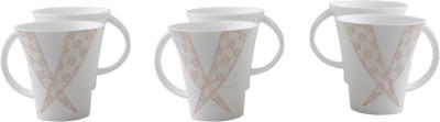 WHITE GOLD WG4506 - 310G Porcelain Mug