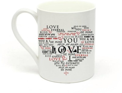 Sowing Happiness True Love Ceramic Mug