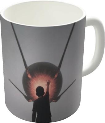 Dreambolic Sputnik Ceramic Mug