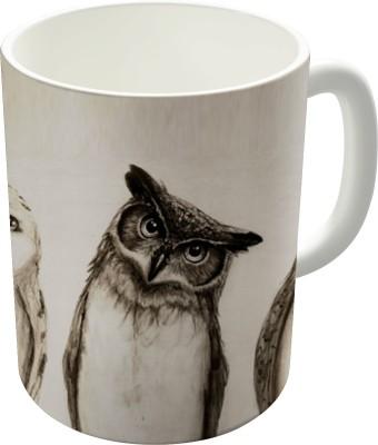 Dreambolic The Owls Ceramic Mug