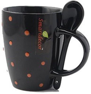 Pratha Night Black  Ceramic Mug