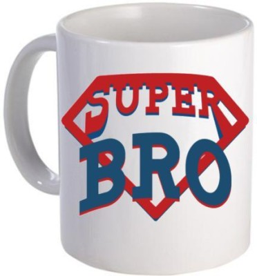 Giftsmate Super Brother Ceramic Mug
