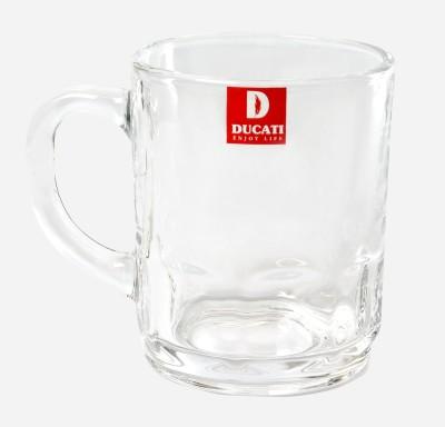 DUCATI CRYSTALLITE 8 Glass Mug