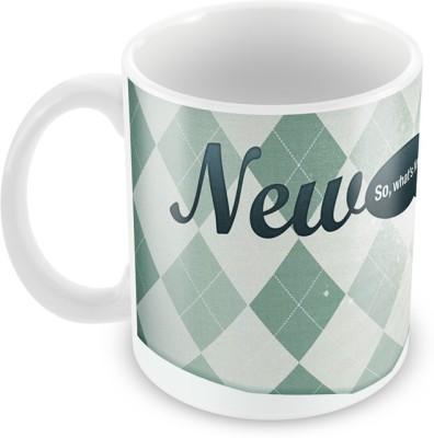 AKUP new-so-what Ceramic Mug