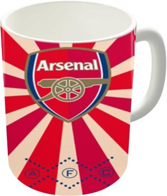 The Fappy Store Arsenal Fc Ceramic Mug