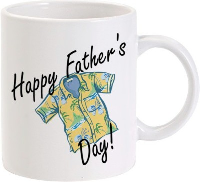 Lolprint 114 Happy Fathers Day Gift Shirt Ceramic Mug