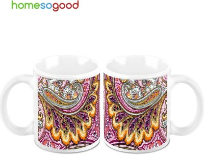 HomeSoGood Design From North West Ceramic Mug