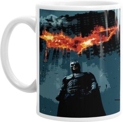 Hainaworld Batman Rises Animated Coffee  Ceramic Mug
