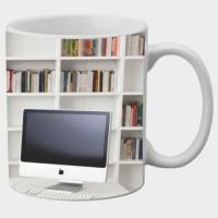 Printland Printland White Colored White Coffee 350 - ml Ceramic Mug(350 ml) best price on Flipkart @ Rs. 249