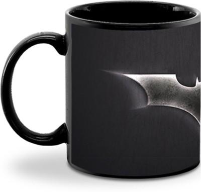AURRA Batman logo Ceramic Mug