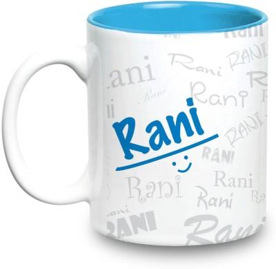 Hot Muggs Me Graffiti  - Rani Ceramic Mug