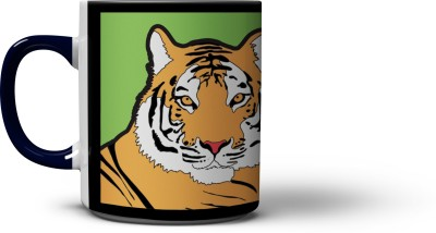 The Indian Tiger Ceramic Mug