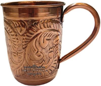 Indian Craft Villa ICV-C4-106 Copper Mug