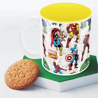 Marvel Comics all avengers  Officially Licensed Ceramic Mug