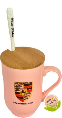 Hommate Exclusive Car Brand Porsche Ceramic Mug