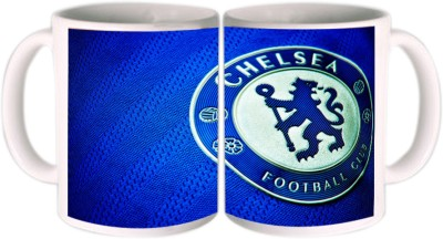 Shopkeeda FIFA 2014 Chelsa The Football Club Ceramic Mug