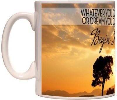 Onlineworld Inspirational-Quote-07 Ceramic Mug