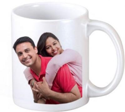 Mayursflora Couple  Ceramic Mug
