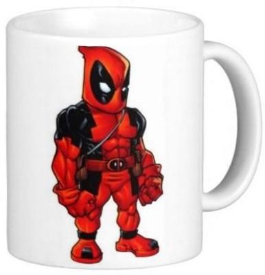 G&G Deadpool Villain Ceramic Mug
