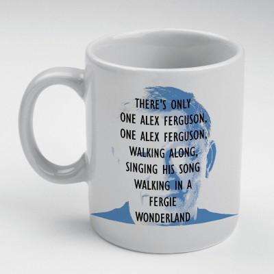 Prokyde Prokyde ALEX FERGUSON  Ceramic Mug