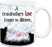 iZor Gift for Grandma/Nani/Dadi On Birthday/Special Occasion;A Grandmother