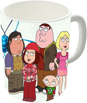 The Fappy Store The Big Family Theory Ceramic Mug