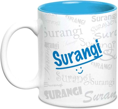 Hot Muggs Me Graffiti - Surangi Ceramic Mug