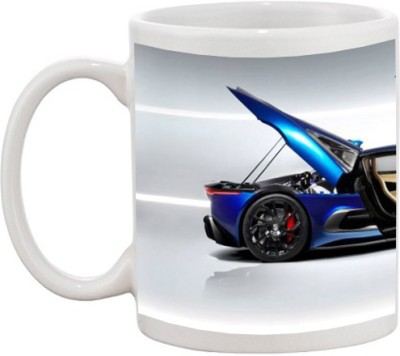 Go online shop Beautiful Car Ceramic Mug