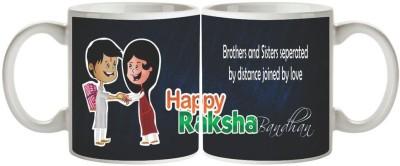 Artist Raksha Bandhan Rakhi MB-1844 Ceramic Mug