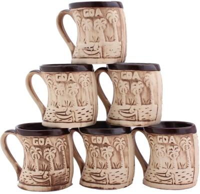 Aarzool Goa Cups Ceramic Mug