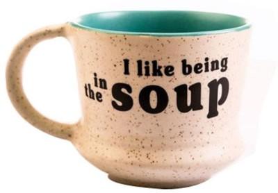 Ek Do Dhai In The Soup Ceramic Mug