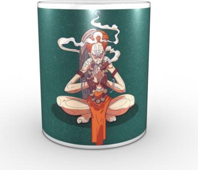 TheDesignJunction Ganja_Baba Ceramic Mug