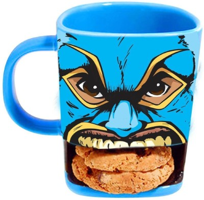 Its Our Studio Brew Buddies -Wrestler Ceramic Mug