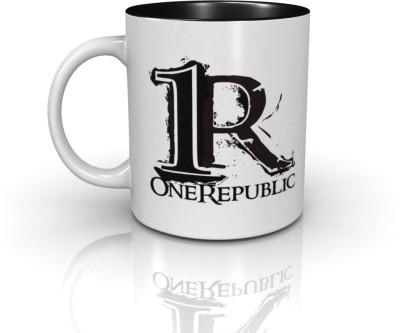 Bravado One Republic 1r Ceramic Mug
