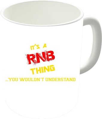 The Fappy Store Rnb ,S A Rnb Thing, You Wouldn,T Understand Ceramic Mug