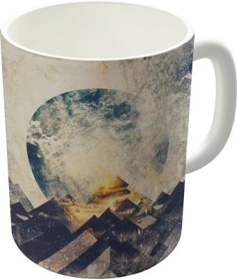 Dreambolic One Mountain At A Time Ceramic Mug