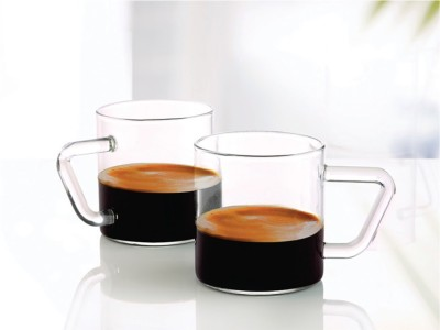 Borosil Vision Glass Mug
