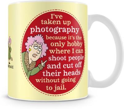Tashanstreet Aunty Acid Photography Ceramic Mug