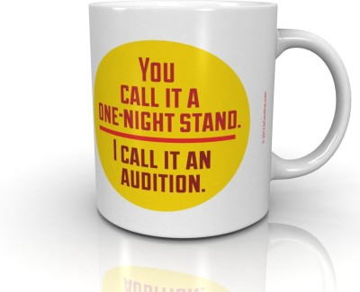 Bcreative Audition (Officially Licensed) Ceramic Mug