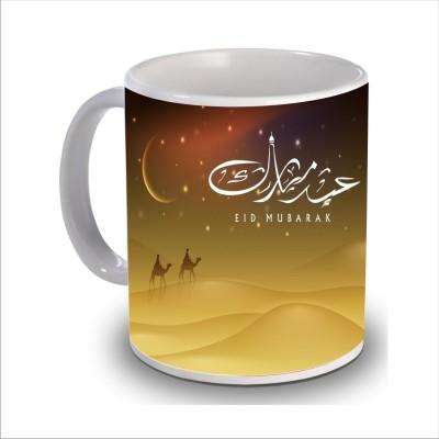 PSK Happy Eid Mubark 22 Ceramic Mug