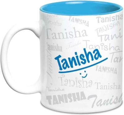 Hot Muggs Me Graffiti - Tanisha Ceramic Mug