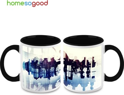 HomeSoGood An Official Meeting Ceramic Mug