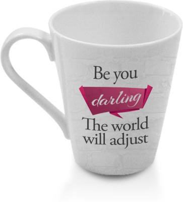Hot Muggs Chic  - Be You… Ceramic Mug