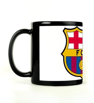 Rockmantra Barcelona FC Ceramic Mug