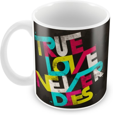 AKUP true-lover-never-dies Ceramic Mug