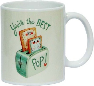 Gifts By Meeta Best Pop  Ceramic Mug