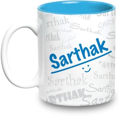 Hot Muggs Me Graffiti  - Sarthak Ceramic Mug